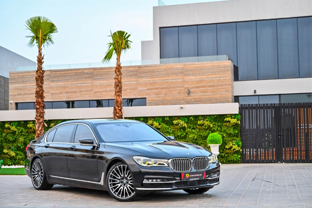 buy approved BMW 750i Xdrive 4.4L with warranty