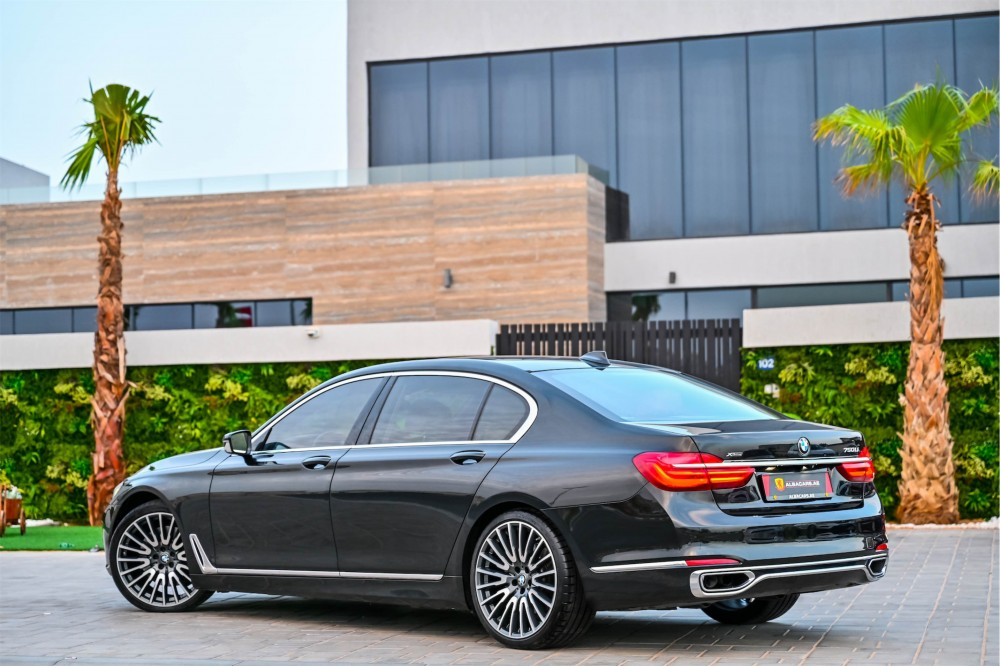 buy slightly used BMW 750i Xdrive 4.4L without downpayment