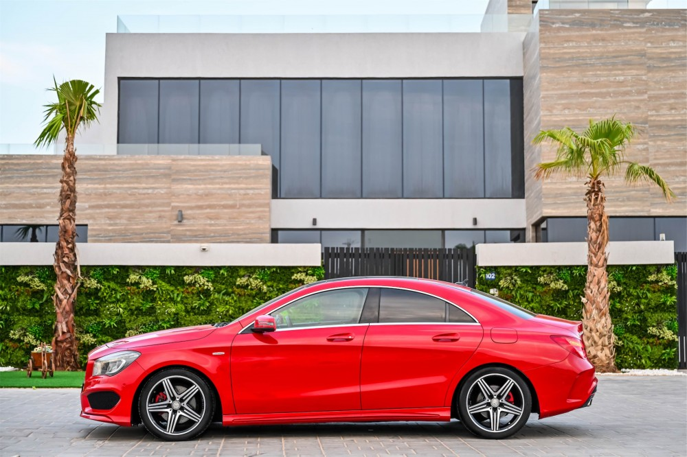 buy approved Mercedes-Benz CLA 250 Sport 2.0L without downpayment