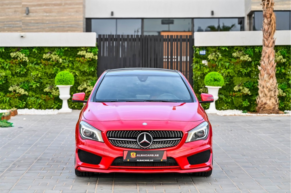 buy used Mercedes-Benz CLA 250 Sport 2.0L without downpayment
