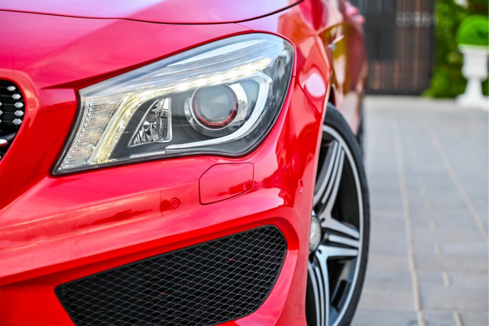 buy pre-owned Mercedes-Benz CLA 250 Sport 2.0L without downpayment