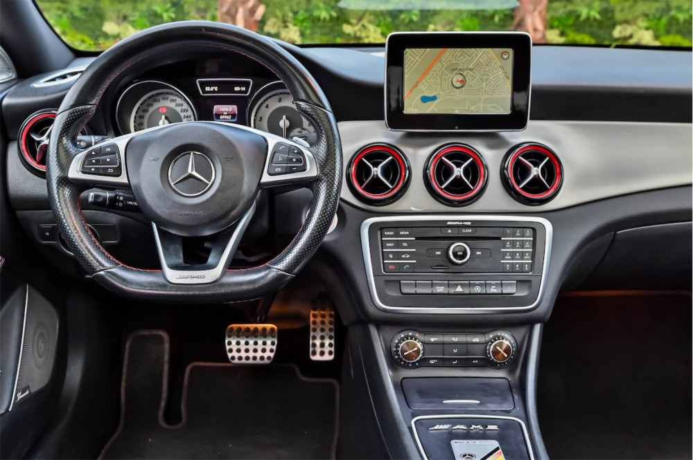 buy certified Mercedes-Benz CLA 250 Sport 2.0L without downpayment