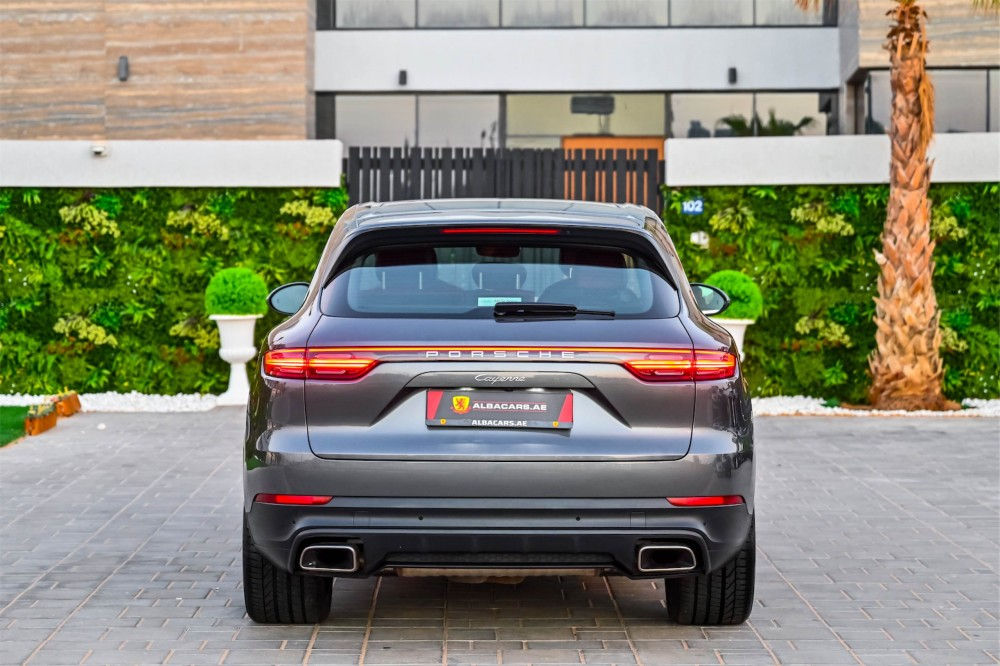 buy certified Porsche Cayenne - Chrono Package without downpayment