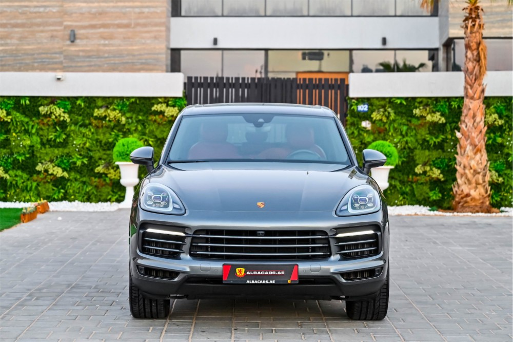 buy slightly used Porsche Cayenne - Chrono Package in UAE