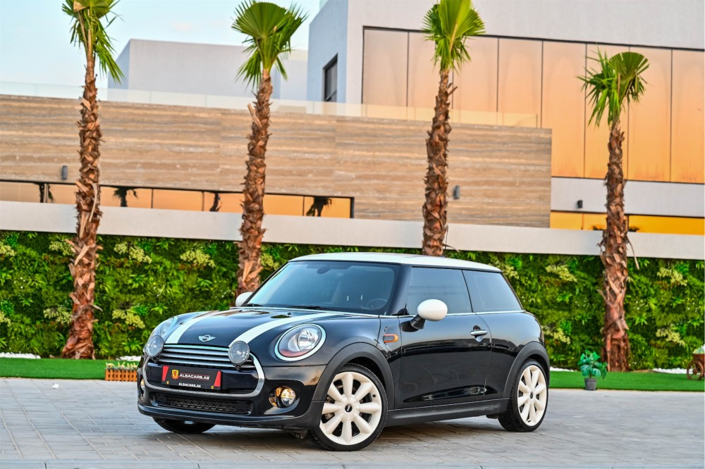 buy pre-owned Mini Cooper without downpayment