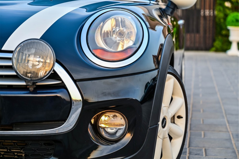 buy used Mini Cooper without downpayment