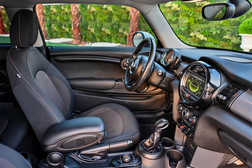 buy approved Mini Cooper without downpayment