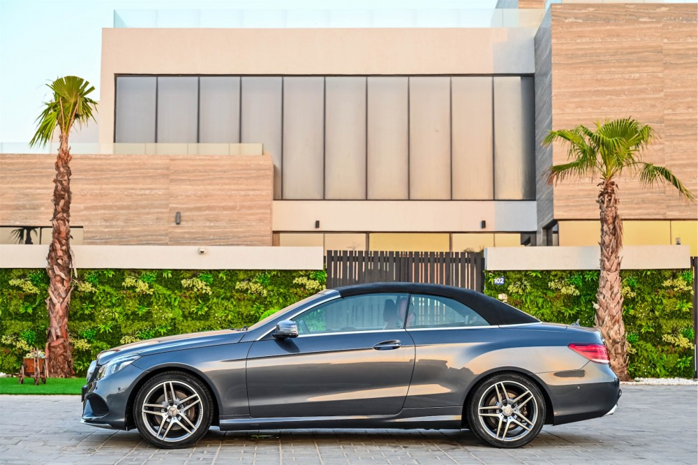 buy approved Mercedes-Benz E250 Convertible with warranty