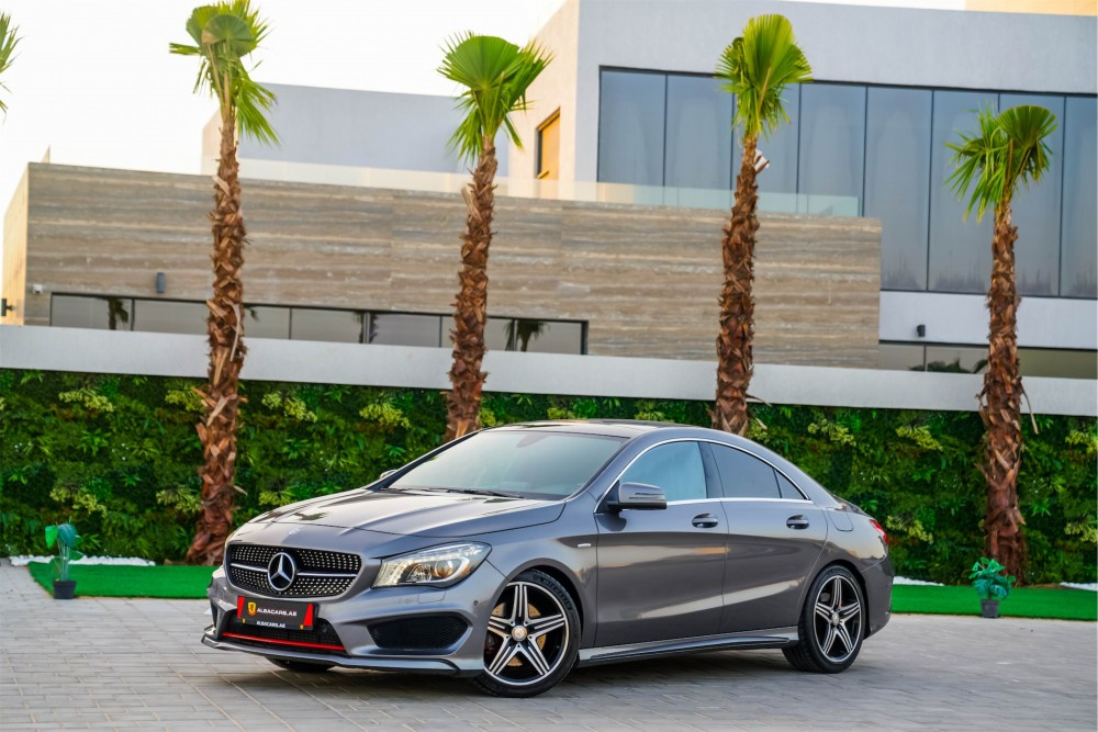 buy approved Mercedes CLA 250 AMG without downpayment