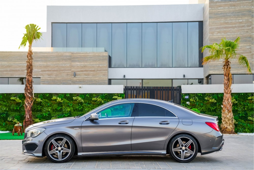 buy certified Mercedes CLA 250 AMG without downpayment