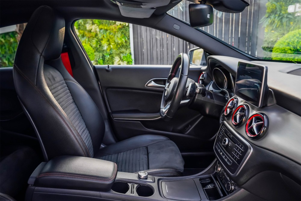 buy used Mercedes CLA 250 AMG without downpayment