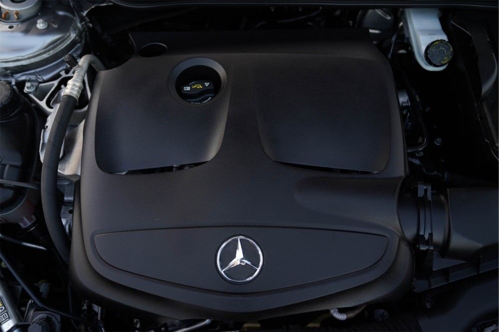 buy second hand Mercedes CLA 250 AMG with warranty