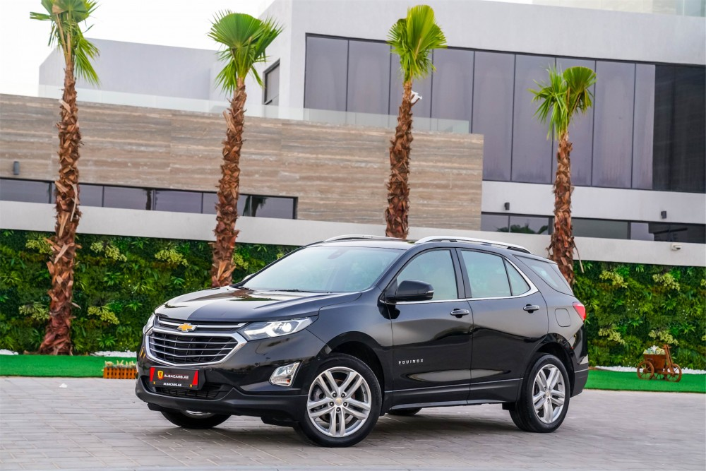 buy pre-owned Chevrolet Equinox Premier AWD without downpayment