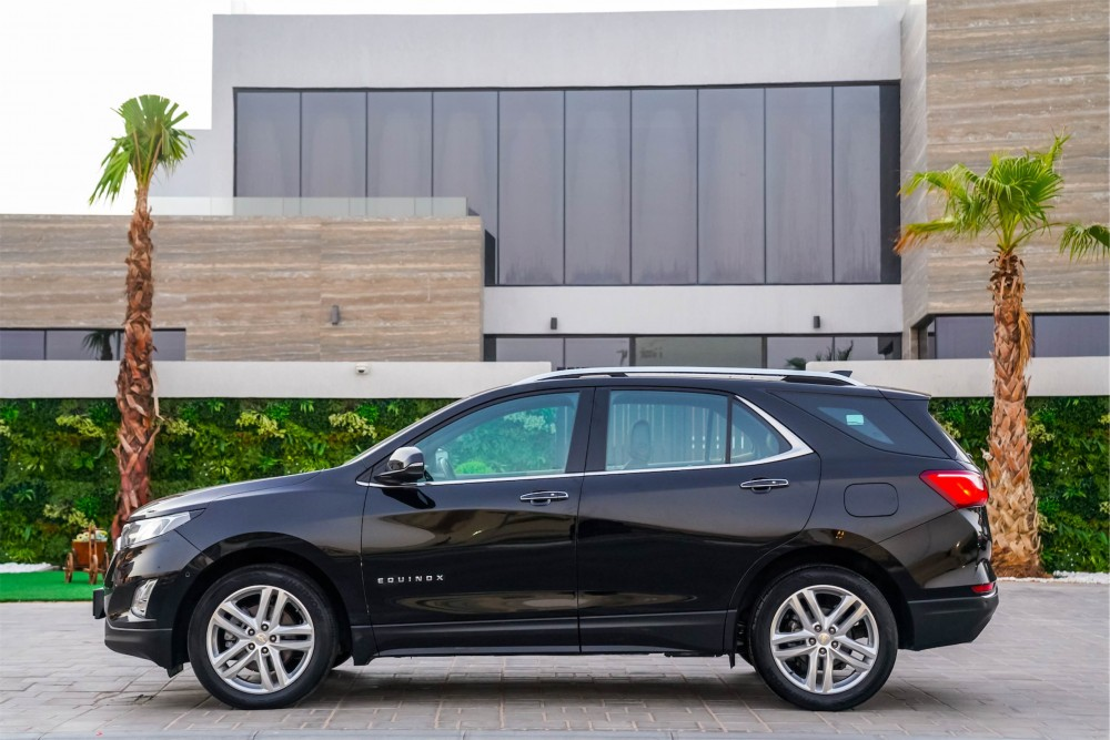buy slightly used Chevrolet Equinox Premier AWD without downpayment