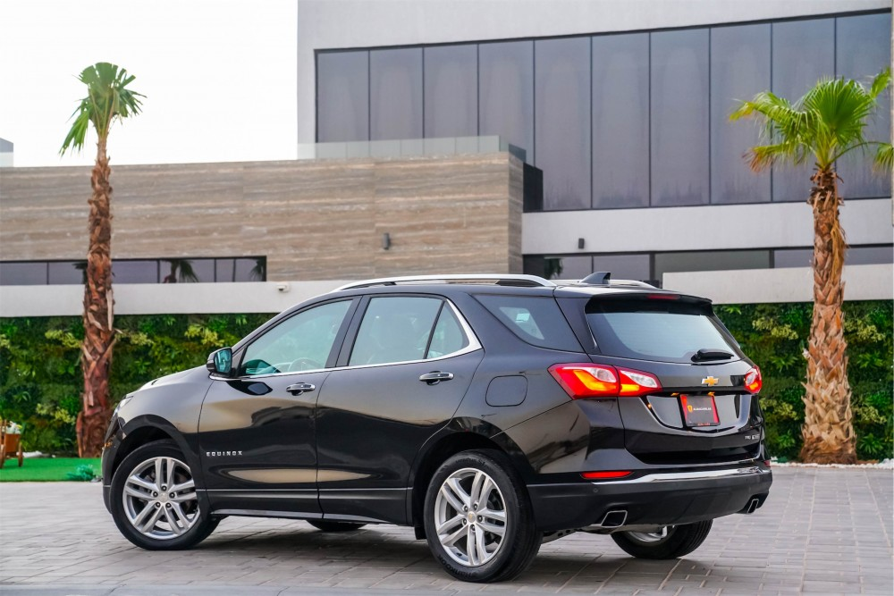 buy approved Chevrolet Equinox Premier AWD with warranty