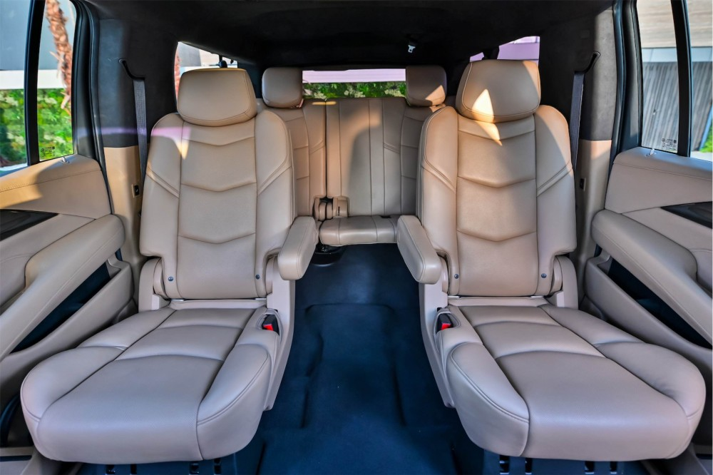 buy slightly used Cadillac Escalade Platinum ESV without downpayment