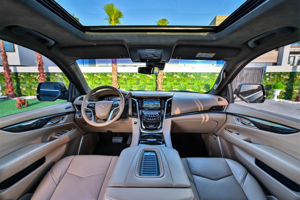 buy approved Cadillac Escalade Platinum ESV without downpayment