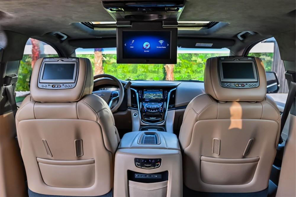 buy used Cadillac Escalade Platinum ESV without downpayment