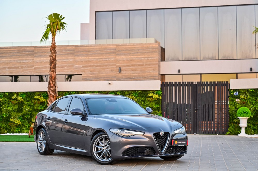 buy used Alfa Romeo Giulia Super without downpayment