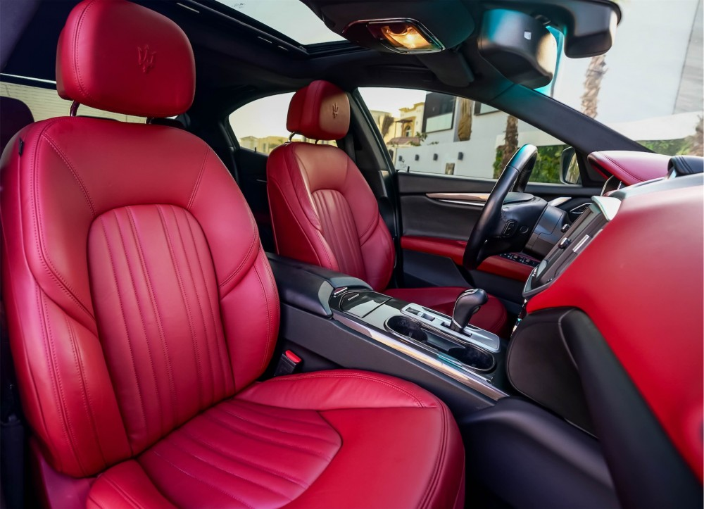 buy slightly used Maserati Ghibli without downpayment