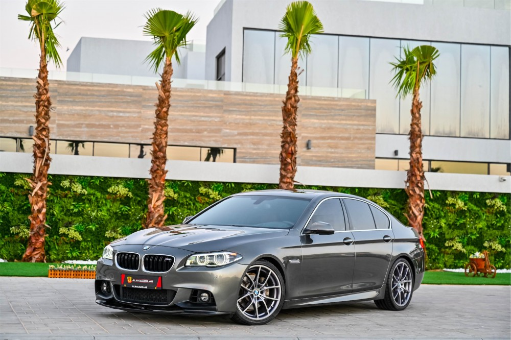 buy second hand BMW 535i M Performance Kit in UAE