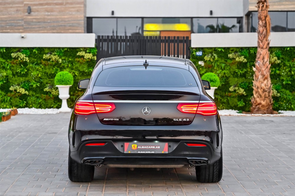 buy approved Mercedes Benz GLE43 AMG without downpayment
