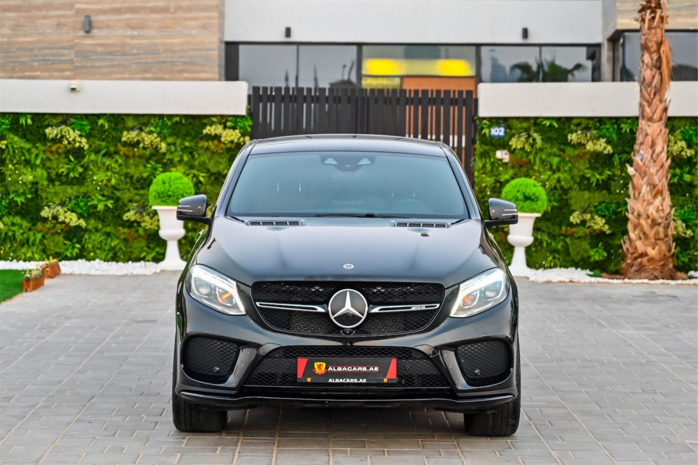 buy second hand Mercedes Benz GLE43 AMG in UAE