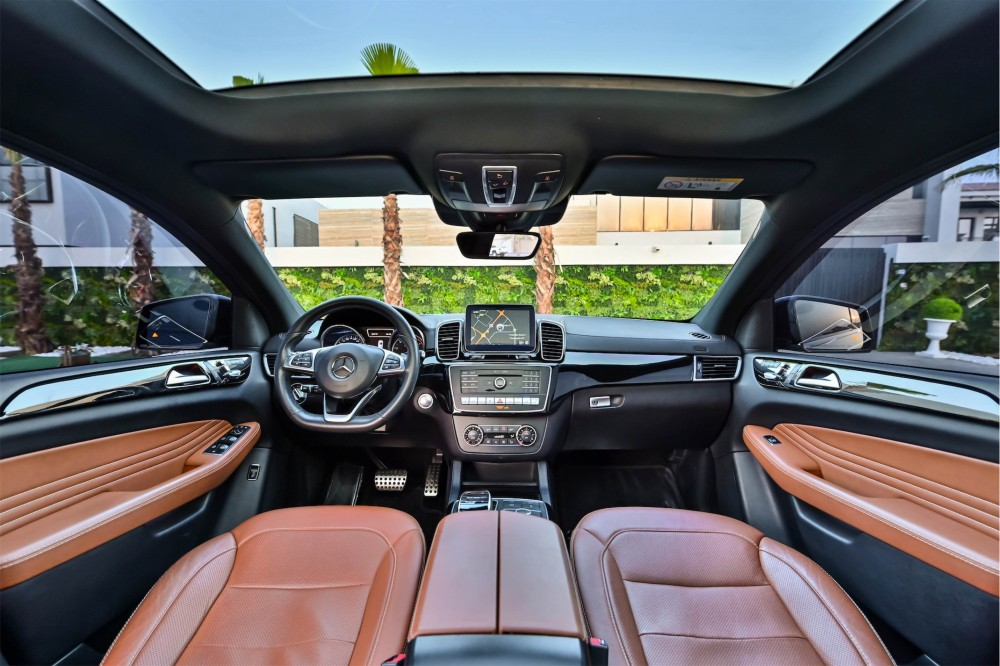 buy second hand Mercedes Benz GLE43 AMG without downpayment