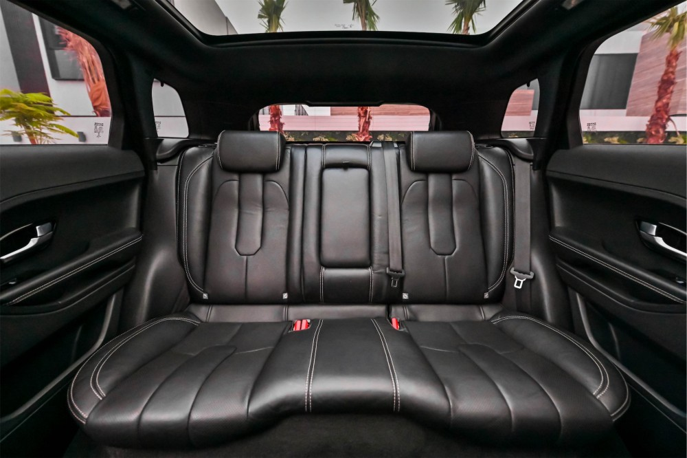 buy certified Range Rover Evoque Dynamic with warranty