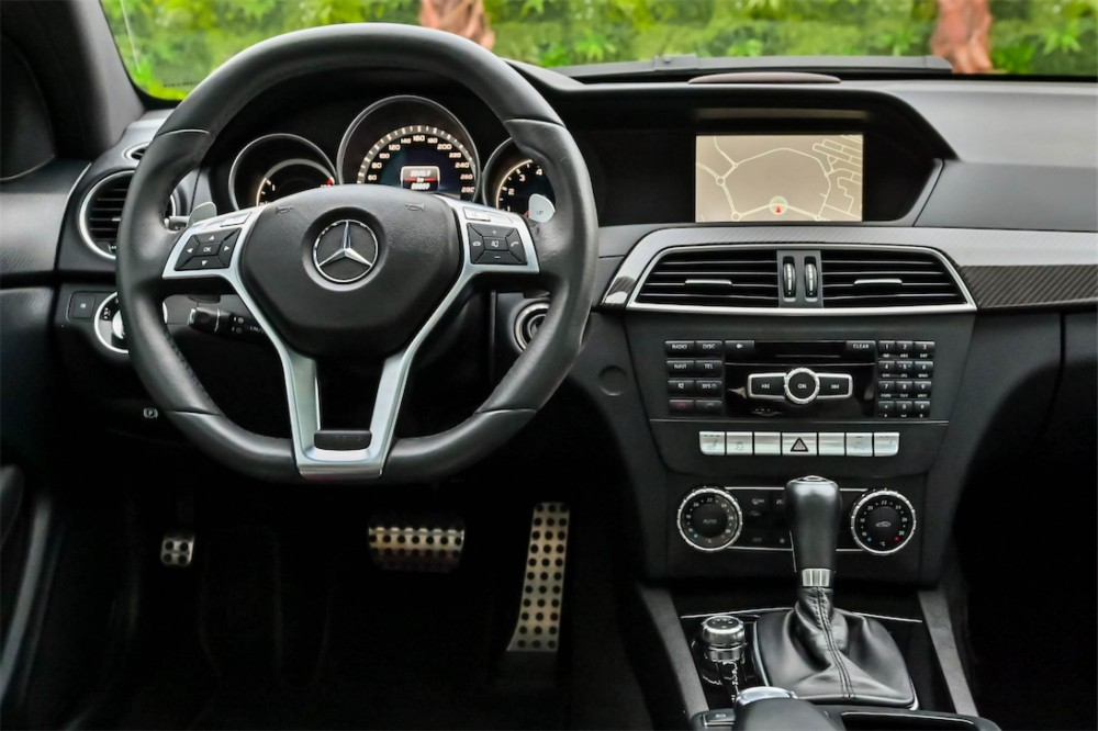 buy approved Mercedes Benz C63 AMG Coupe 6.3L without downpayment