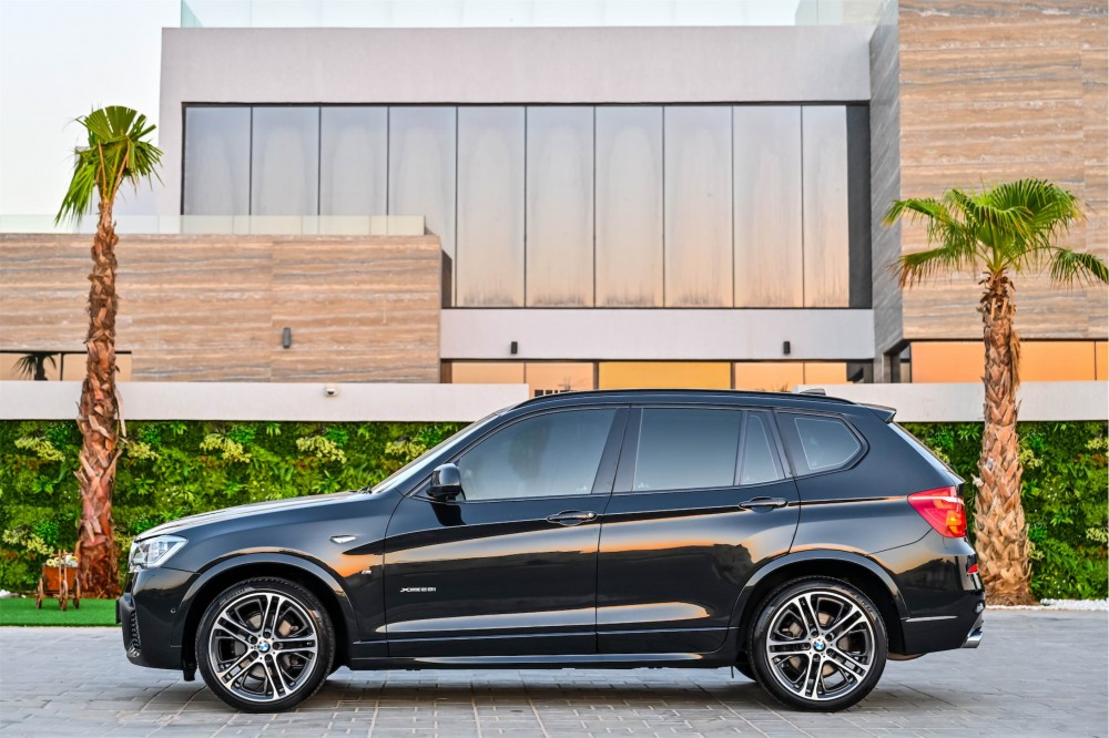 buy pre-owned BMW X3 xDrive28i M-Kit without downpayment