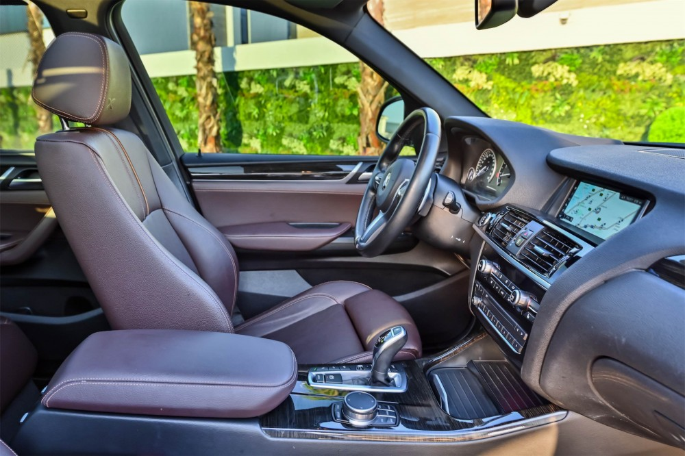 buy slightly used BMW X3 xDrive28i M-Kit without downpayment