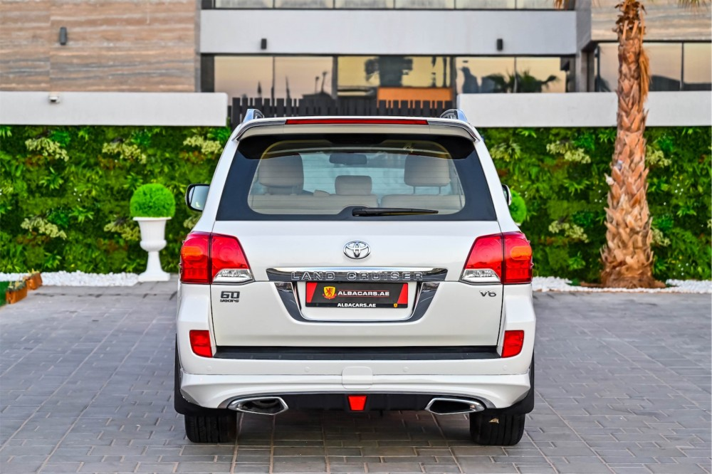 buy approved Toyota Land Cruiser GXR with warranty