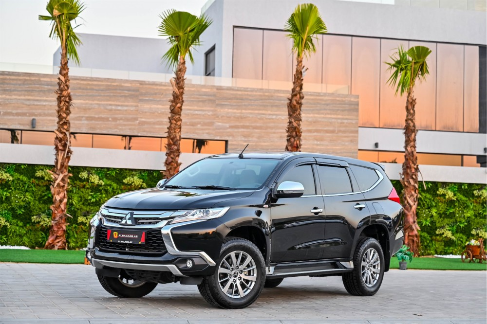 buy used Mitsubishi Montero Sport without downpayment