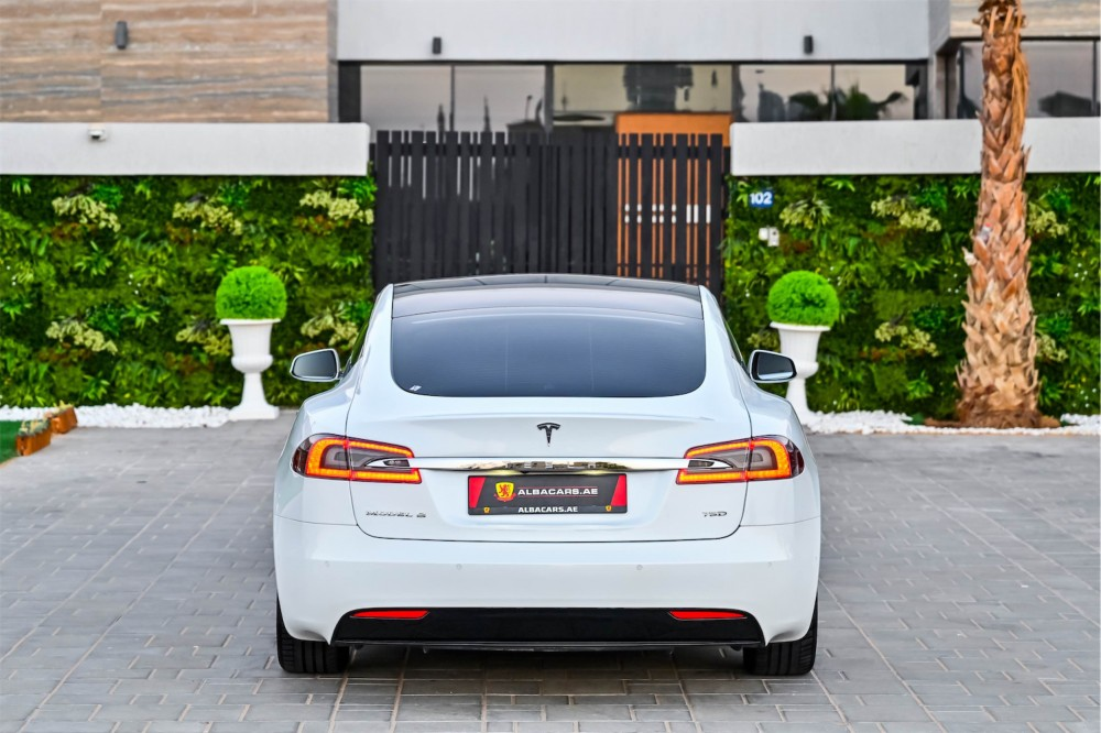 buy approved Tesla Model S 75D without downpayment