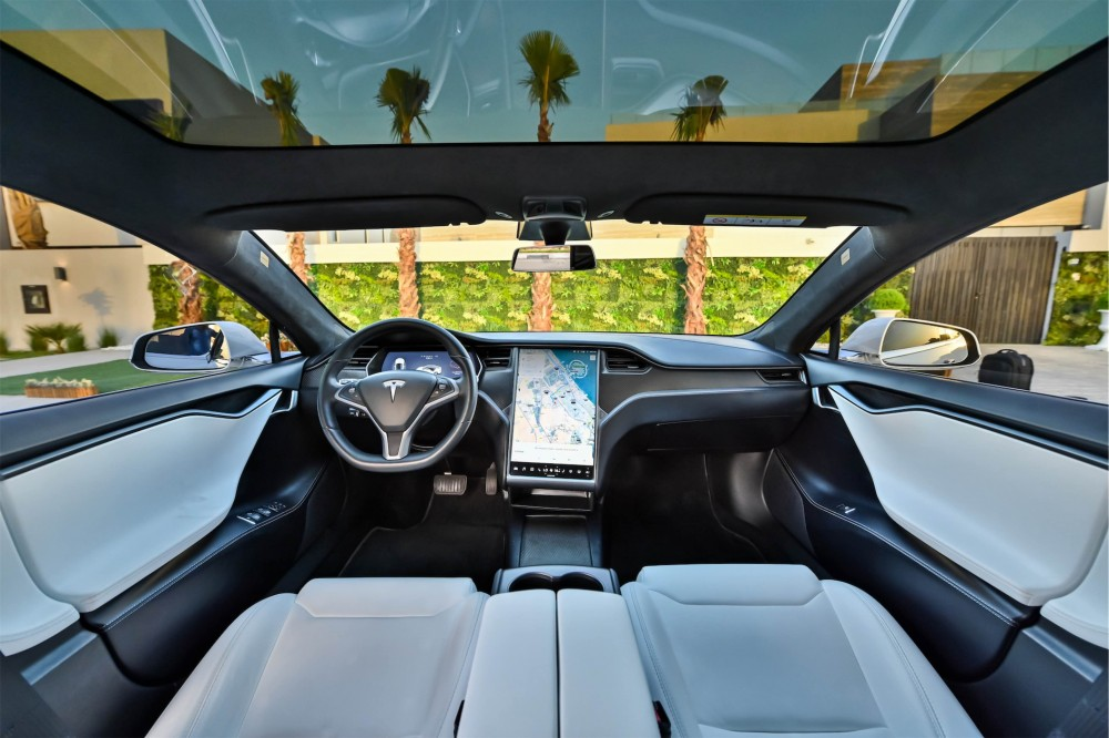 buy certified Tesla Model S 75D without downpayment