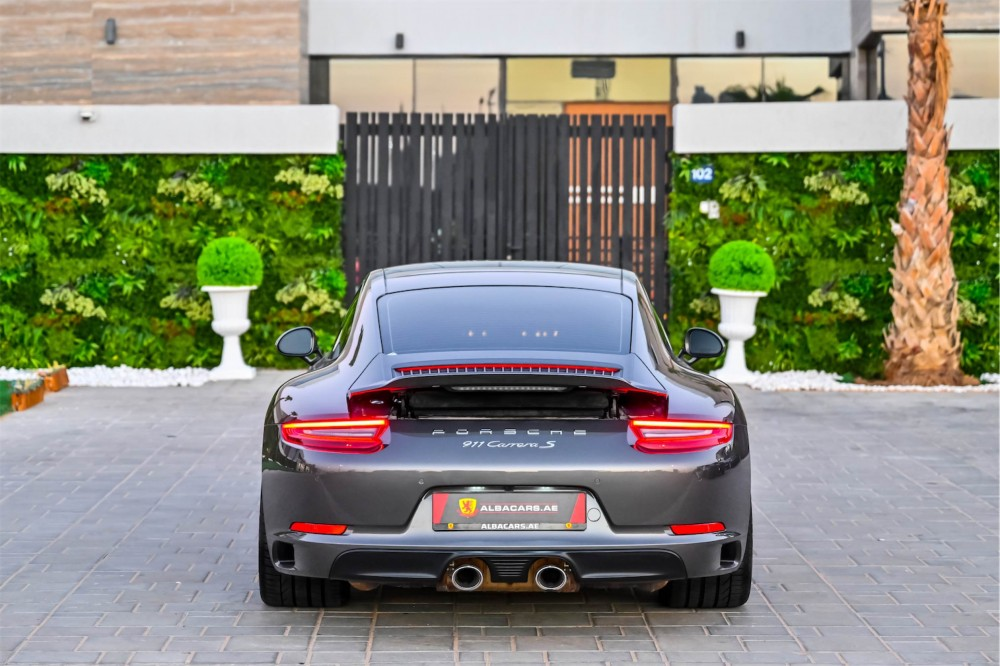 buy slightly used Porsche 911 Carrera S without downpayment