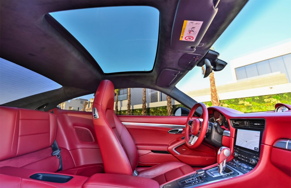 buy used Porsche 911 Carrera S without downpayment