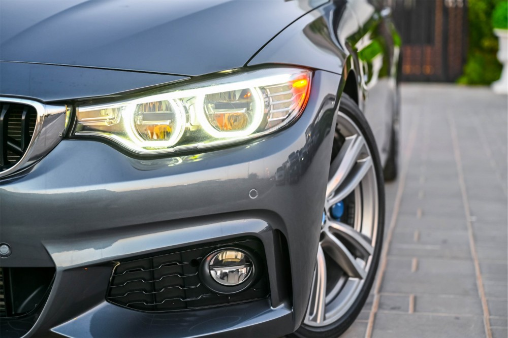 buy approved BMW 435i M-Sport without downpayment