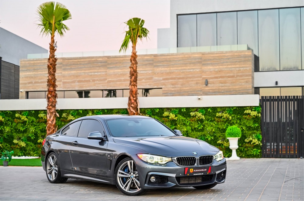 buy second hand BMW 435i M-Sport in UAE