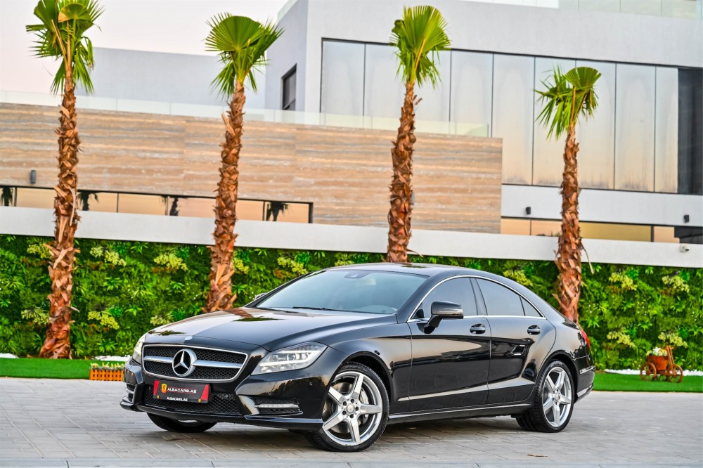 buy second hand Mercedes Benz CLS 500 without downpayment