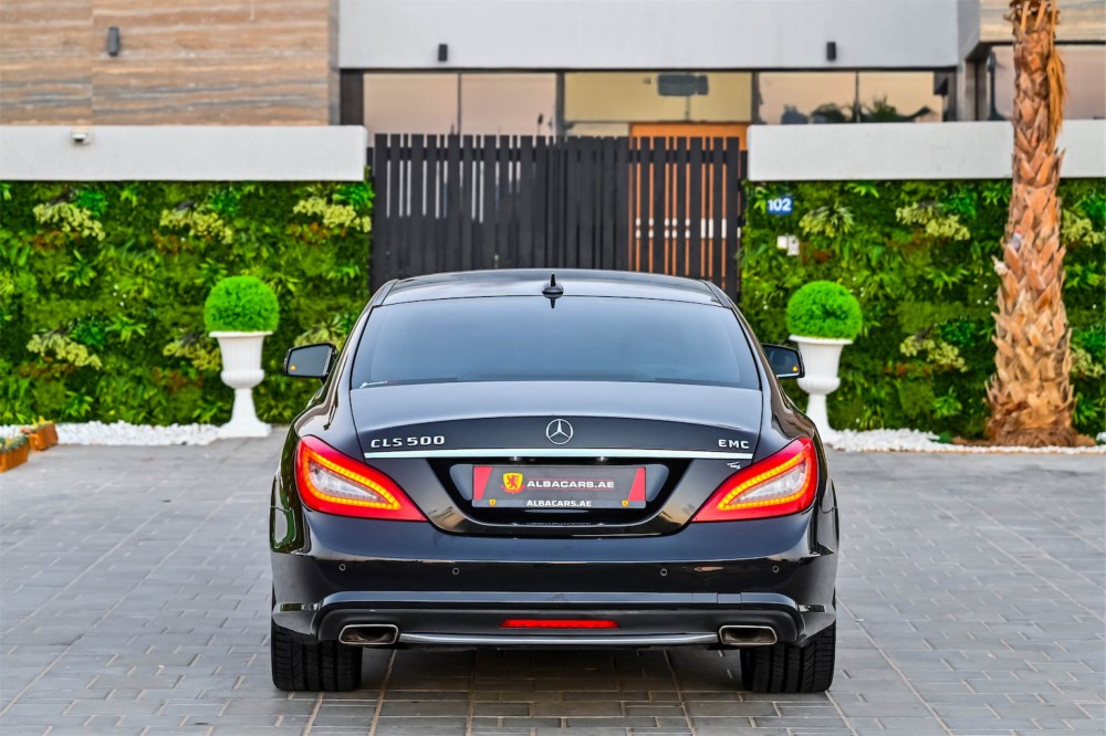 buy used Mercedes Benz CLS 500 with warranty