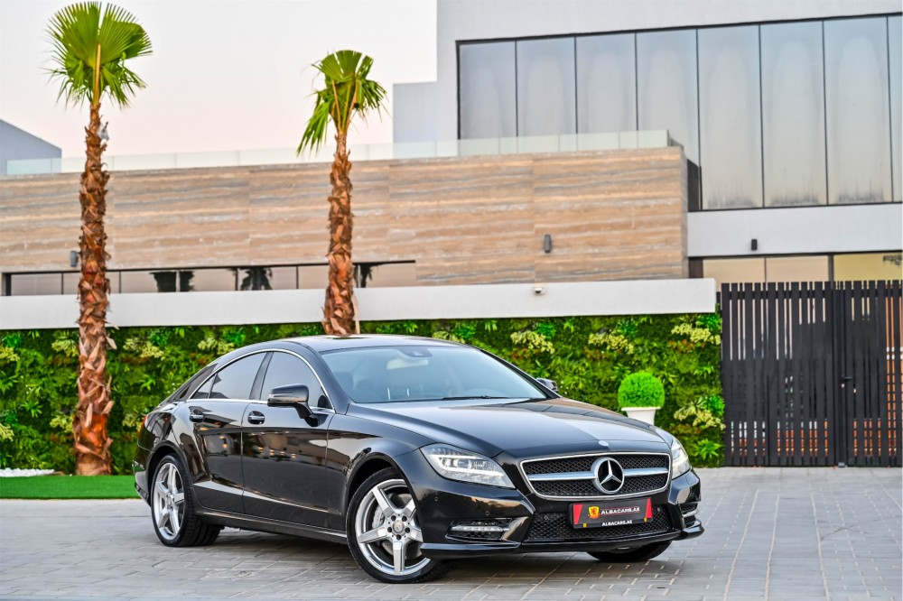 buy used Mercedes Benz CLS 500 without downpayment