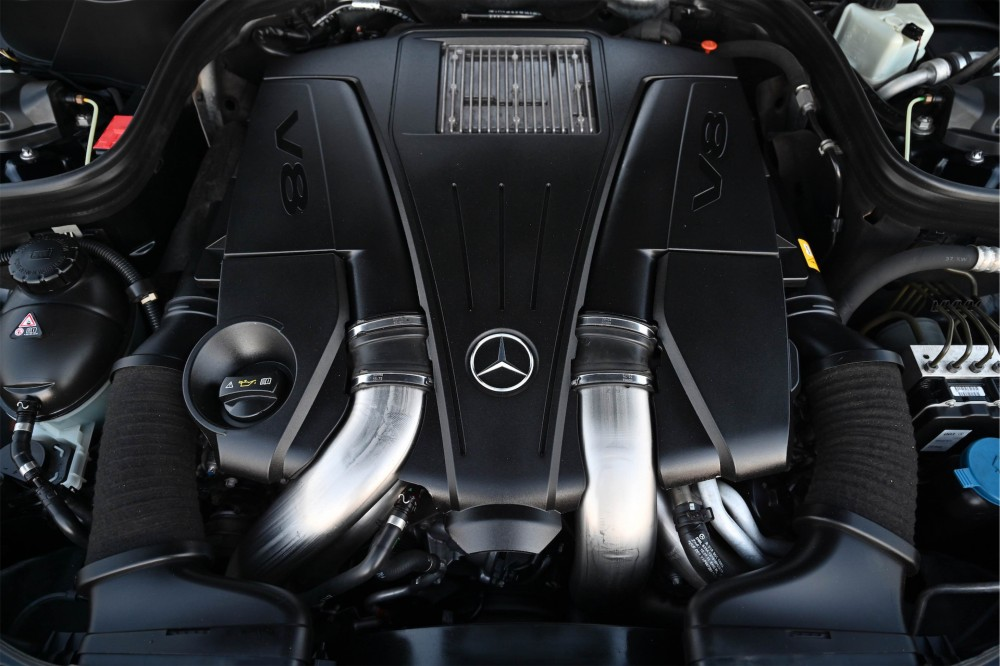 buy pre-owned Mercedes Benz CLS 500 with warranty