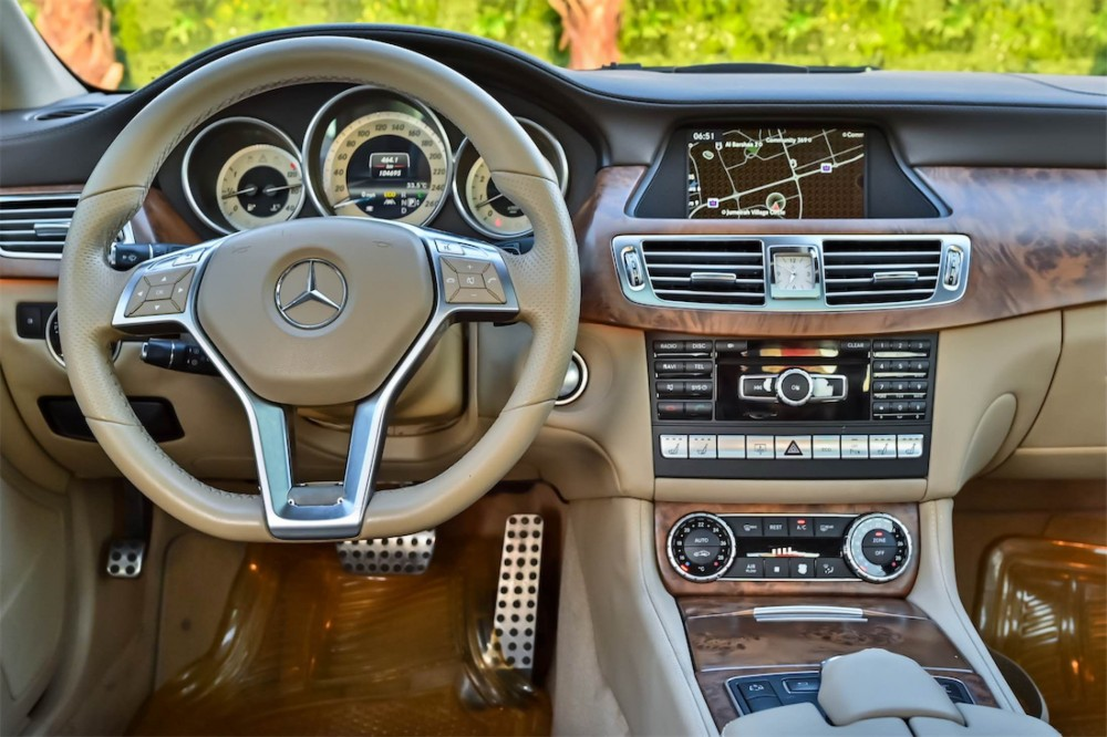 buy approved Mercedes Benz CLS 500 without downpayment