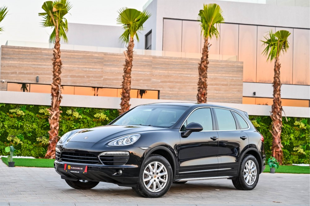 buy certified Porsche Cayenne without downpayment